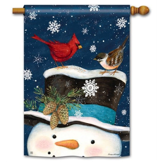 Winter Is Here - Garden Flag - FlagsOnline.com by CRW Flags Inc.