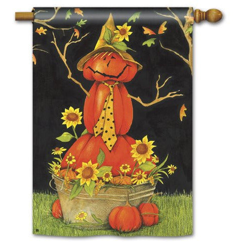 Mr. Scarecrow - House Flag