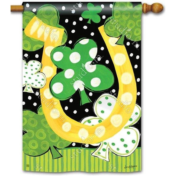 Luck Of The Irish - Garden Flag