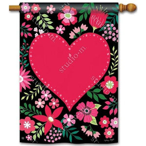 Love Everywhere - Garden Flag