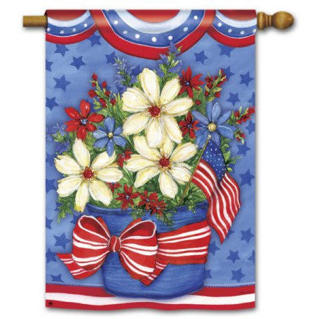 American Beauty - Garden Flag
