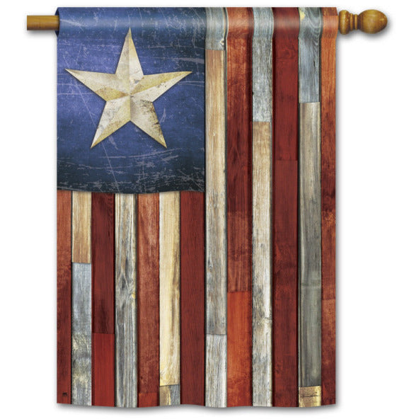 Barn Star - Garden Flag - FlagsOnline.com by CRW Flags Inc.