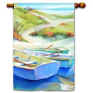 Gone Ashore - House Flag - FlagsOnline.com by CRW Flags Inc.