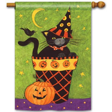 Boo Boo Kitty - House Flag - FlagsOnline.com by CRW Flags Inc.
