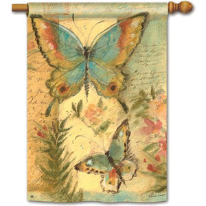 Butterfly Trail - Garden Flag - FlagsOnline.com by CRW Flags Inc.