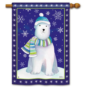 Arctic Pals - House Flag - FlagsOnline.com by CRW Flags Inc.