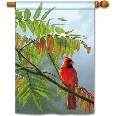 Redbird - Garden Flag - FlagsOnline.com by CRW Flags Inc.
