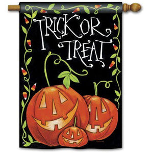 Halloween Treat - Garden Flag