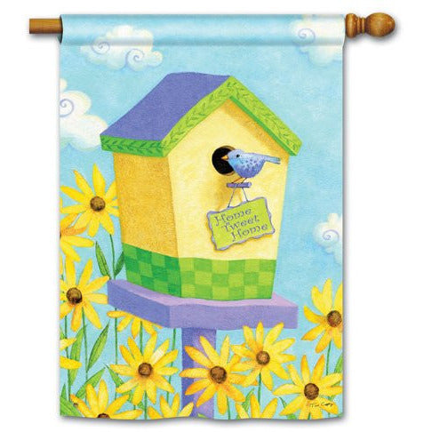 Home Tweet Home - House Flag