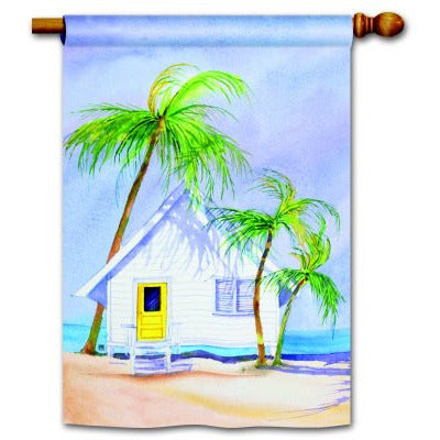Beach House - House Flag - FlagsOnline.com by CRW Flags Inc.
