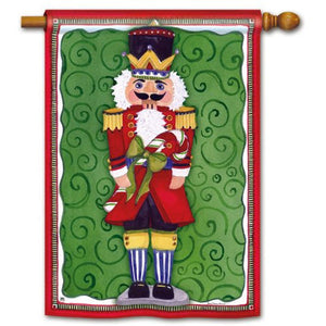 Nutcracker - House Flag - FlagsOnline.com by CRW Flags Inc.