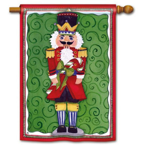 Nutcracker - Garden Flag DISCONTINUED