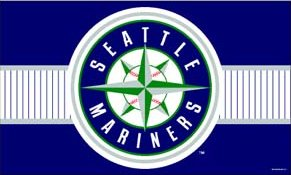 Seattle Mariners 3x5ft Flag