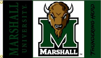 Marshall University 3x5ft Flag