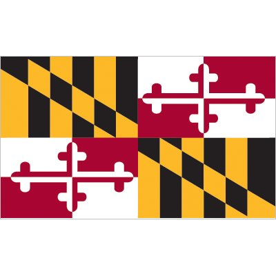 Maryland Flag - Nylon