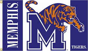 University of Memphis 3x5ft Flag