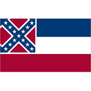 Mississippi Flag - Nylon