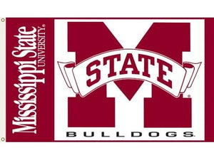 Mississippi State University 3x5ft Flag
