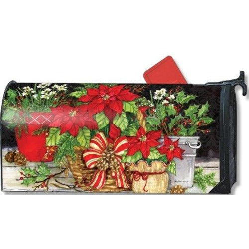Christmas Beauty Standard Mailbox Cover