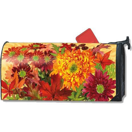 Autumn Bouquet Standard Mailbox Cover