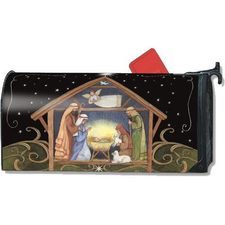 Bethlehem Standard Mailbox Cover - FlagsOnline.com by CRW Flags Inc.