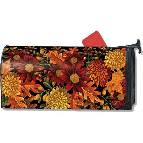 Welcome Fall Standard Mailbox Cover