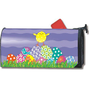 Chicks Rule Standard Mailbox Cover - FlagsOnline.com by CRW Flags Inc.
