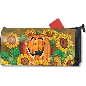 Sunflower Jack Standard Mailbox Cover - FlagsOnline.com by CRW Flags Inc.
