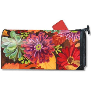 Autumn Jazz Standard Mailbox Cover - FlagsOnline.com by CRW Flags Inc.