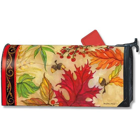 Blaze of Glory Standard Mailbox Cover - FlagsOnline.com by CRW Flags Inc.