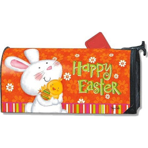 Bunny Love Standard Mailbox Cover - FlagsOnline.com by CRW Flags Inc.