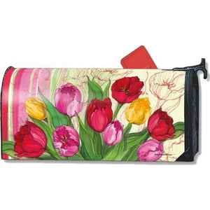 Glorious Garden Standard Mailbox Cover - FlagsOnline.com by CRW Flags Inc.