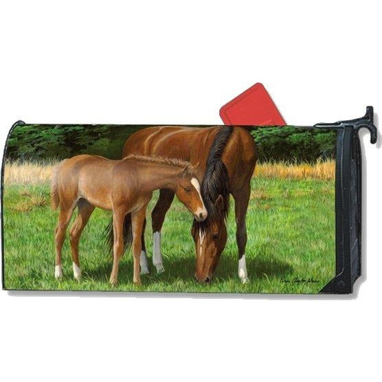 Grazing Standard Mailbox Cover
