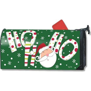 Santa Says Standard Mailbox Cover - FlagsOnline.com by CRW Flags Inc.