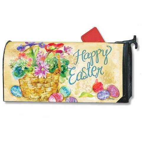 Easter Beauty Standard Mailbox Cover