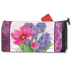 Garden Bouquet Standard Mailbox Cover - FlagsOnline.com by CRW Flags Inc.