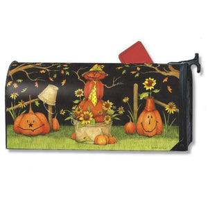 Mr. Scarecrow Standard Mailbox Cover - FlagsOnline.com by CRW Flags Inc.