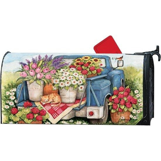 Flower Pickin Time Standard Mailbox Cover - FlagsOnline.com by CRW Flags Inc.