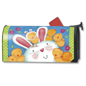 Bunny Wanna Be Standard Mailbox Cover - FlagsOnline.com by CRW Flags Inc.