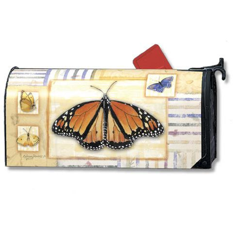 Monarch Standard Mailbox Cover - FlagsOnline.com by CRW Flags Inc.