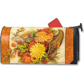 Harvest Mums Standard Mailbox Cover - FlagsOnline.com by CRW Flags Inc.
