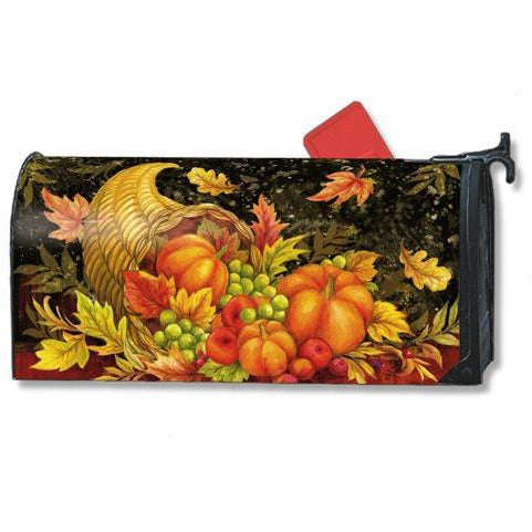 Bountiful Blessings Standard Mailbox Cover - FlagsOnline.com by CRW Flags Inc.