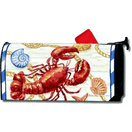 Red Lobster Standard Mailbox Cover