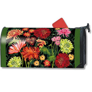 Autumn Garden Standard Mailbox Cover - FlagsOnline.com by CRW Flags Inc.
