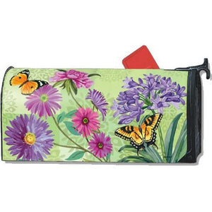 Meadow Garden Standard Mailbox Cover - FlagsOnline.com by CRW Flags Inc.