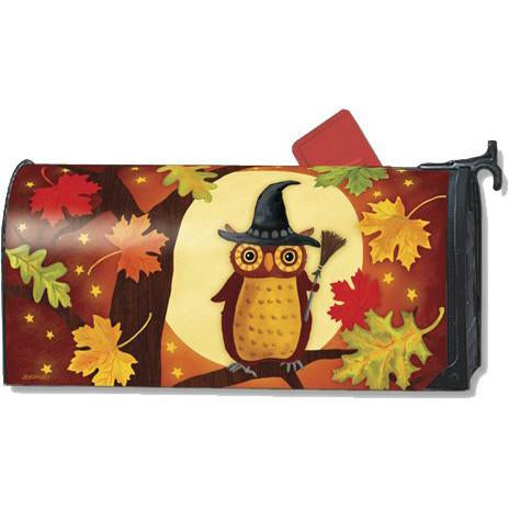 Halloween Owl Standard Mailbox Cover - FlagsOnline.com by CRW Flags Inc.
