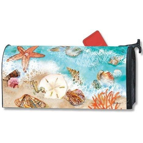 Seashore Treasures Standard Mailbox Cover
