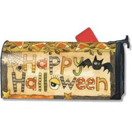 Spooky Halloween Standard Mailbox Cover