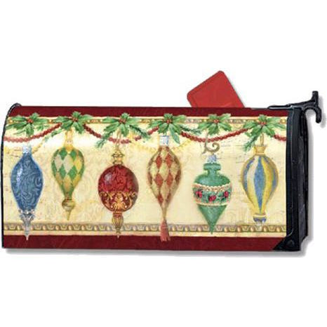 Ornaments Standard Mailbox Cover