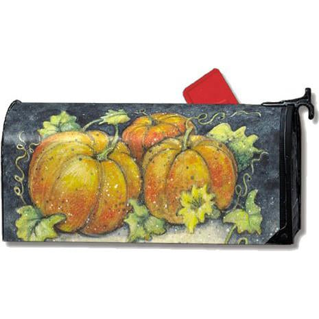 Pumpkin Pie Standard Mailbox Cover - FlagsOnline.com by CRW Flags Inc.